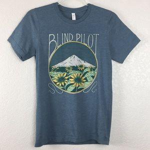 Blind Pilot Daisy Mountain Band Tee S